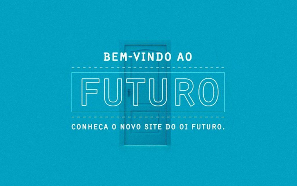 BEM-VINDO AO FUTURO