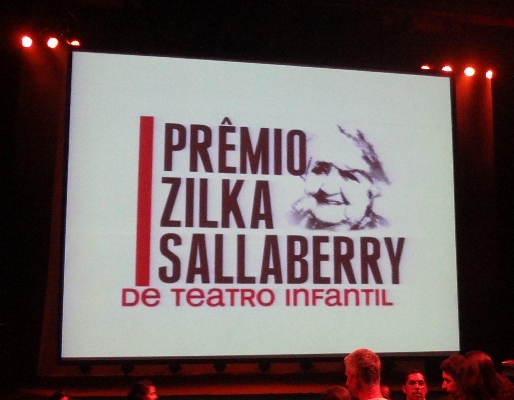 7ª EDIÇÃO DO PRÊMIO ZILKA SALLABERRY DE TEATRO INFANTIL