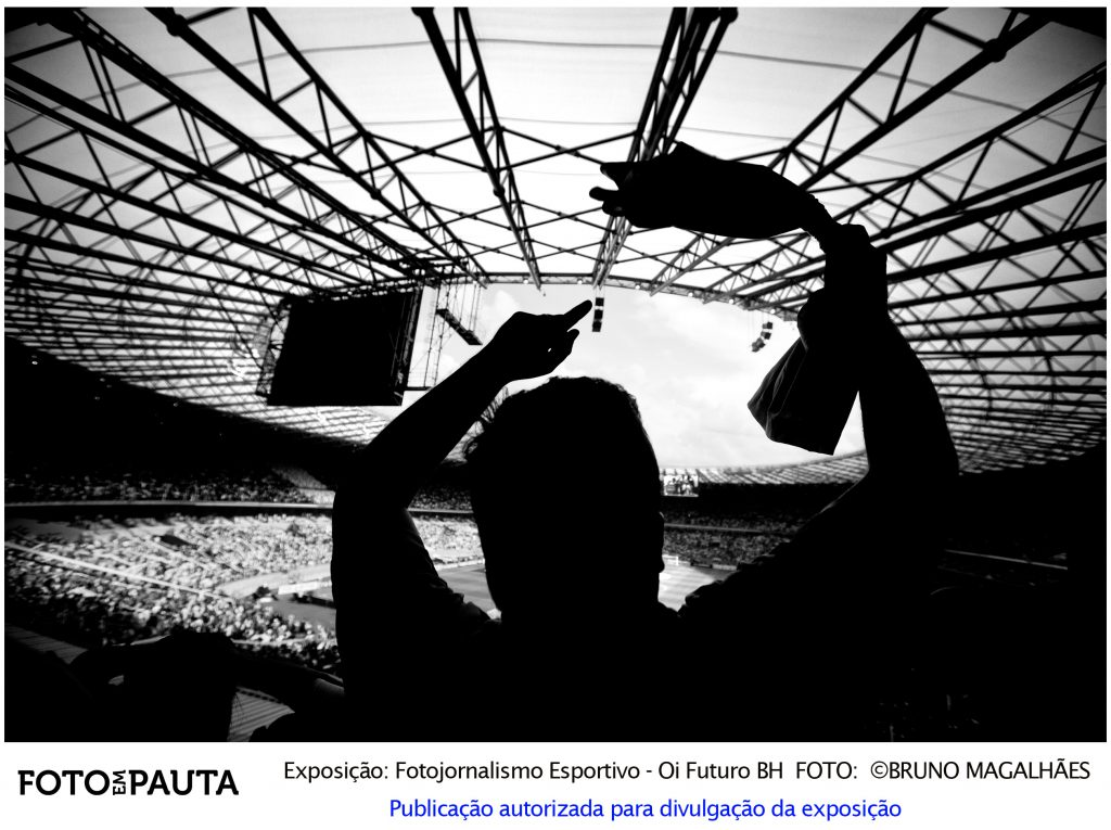 FUTEBOL EM IMAGENS – MOSTRA DE FOTOJORNALISMO ESPORTIVO
