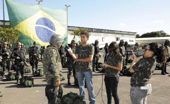 MISSÕES DE PAZ