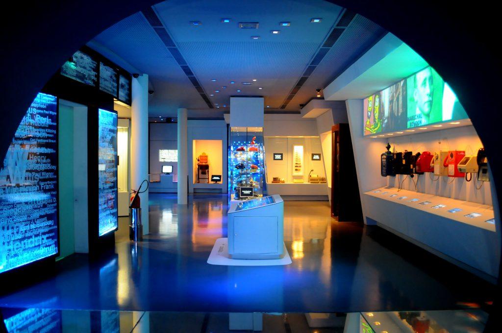 MUSEU DAS TELECOMUNICAÇÕES
