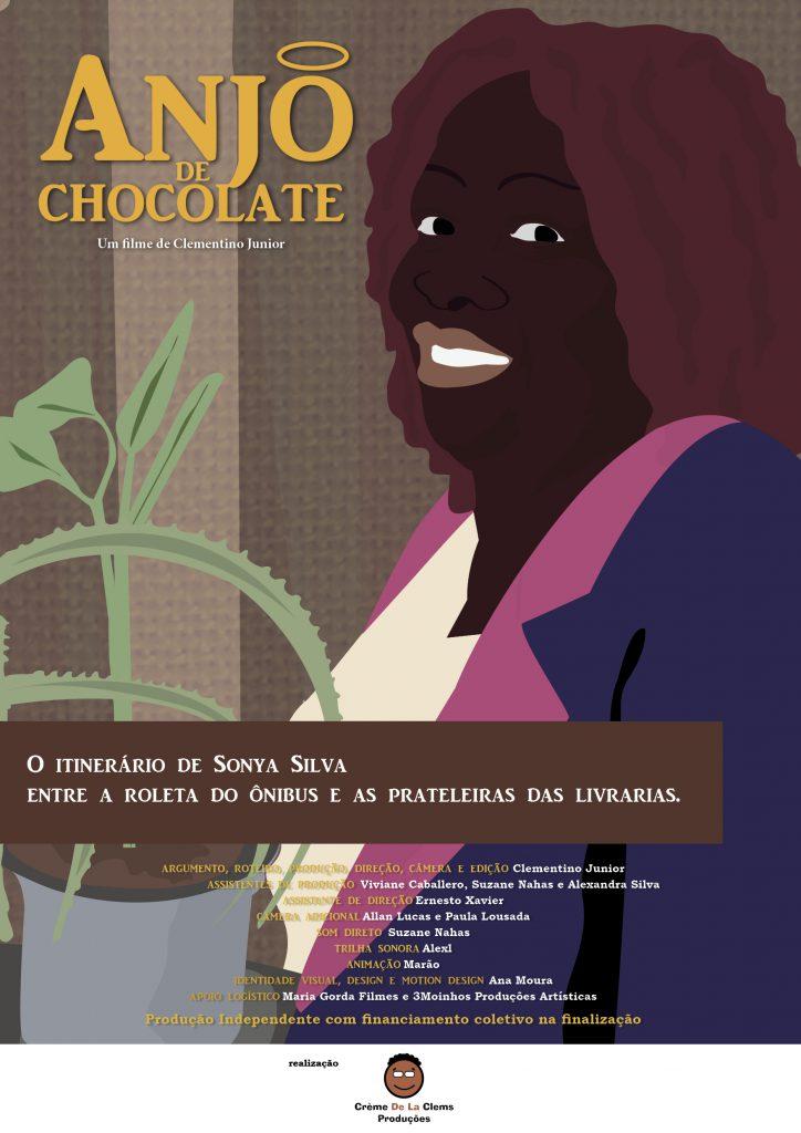 """LANÇAMENTO DO DOCUMENTÁRIO """"ANJO DE CHOCOLATE"""""""