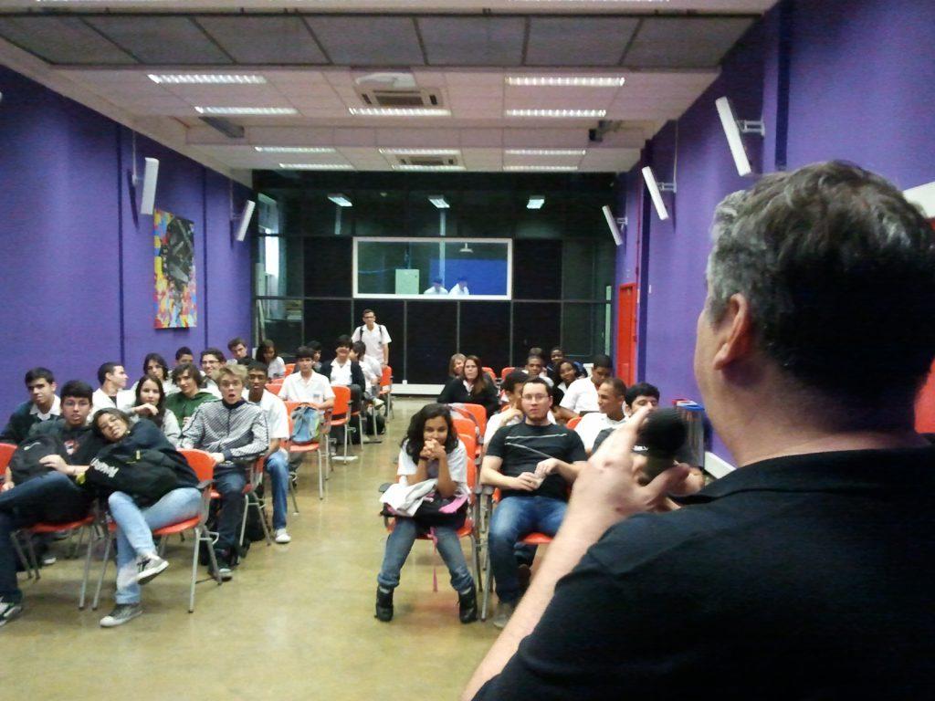 ENTREVISTA COM HENRIQUE BRAULIO, REPRESENTANTE DO GRUPO VENCEDOR DO NAVE JAM 2013