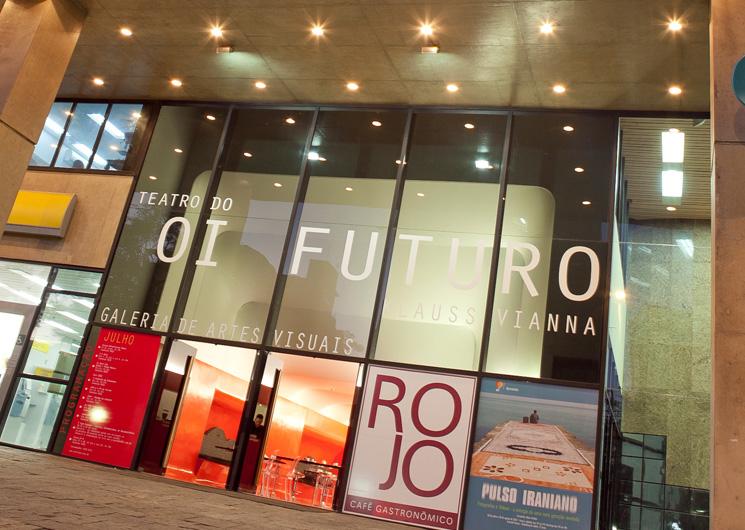 CENTRO CULTURAL DO OI FUTURO EM BH ENCERRA TEMPORADA DE 2014