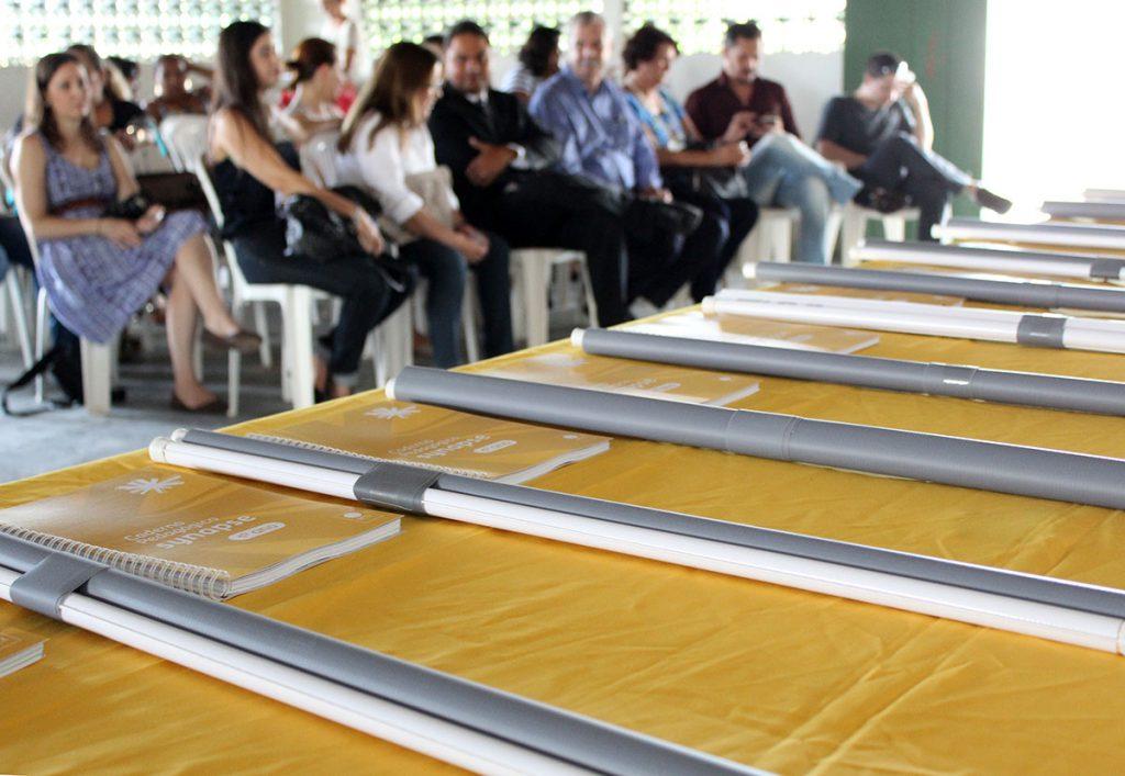 O IPTI E AS PROFESSORAS DE SANTA LUZIA DO ITANHY LANÇAM UMA NOVA PROPOSTA DE ALFABETIZAÇÃO PARA REDES MUNICIPAIS.