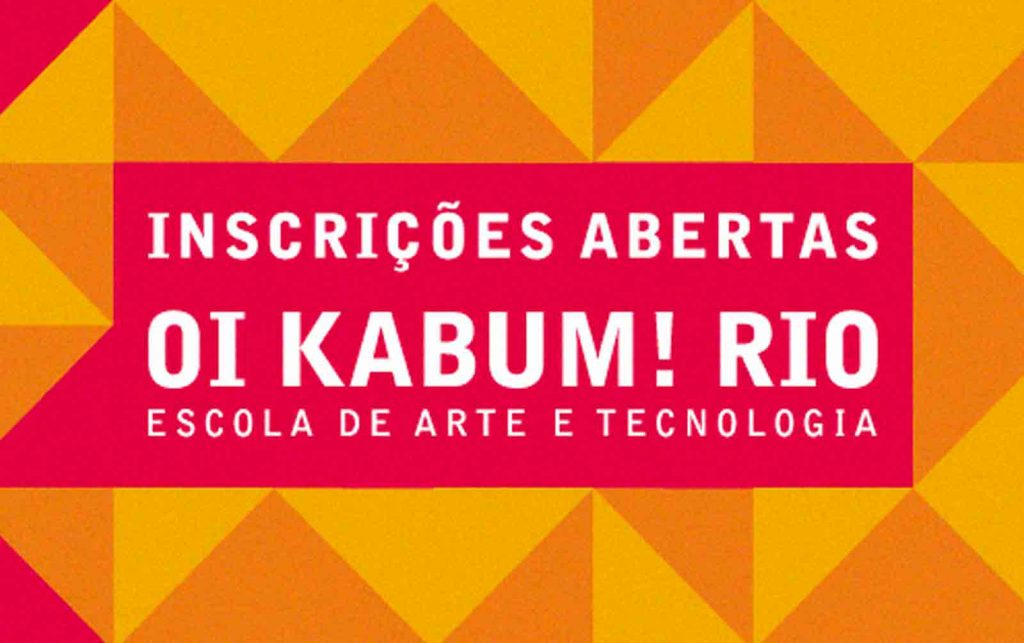 OI KABUM! REALIZA OFICINA DE ARTE E TECNOLOGIA COMO PRIMEIRA ETAPA DE SELEÇÃO DE NOVOS ALUNOS