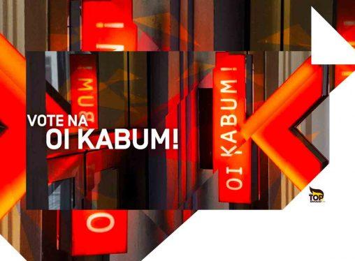 Oi Kabum! concorre ao Top Educação