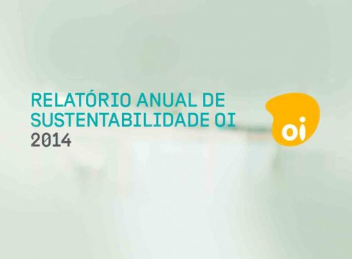 Relatório Anual de Sustentabilidade Oi