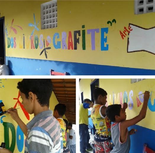 """""""Dos Livros ao Grafite"""" em pauta"""
