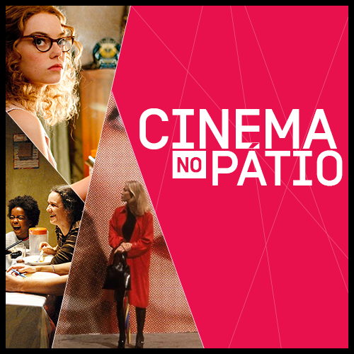 Cinema no Pátio
