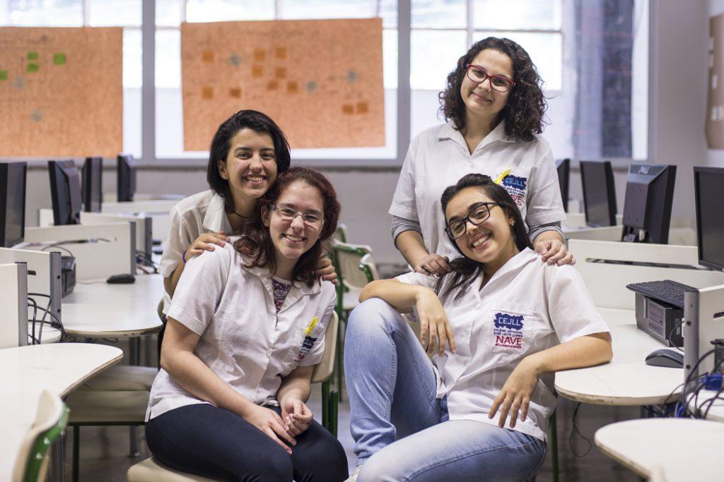 Humans of NAVE | Programação é