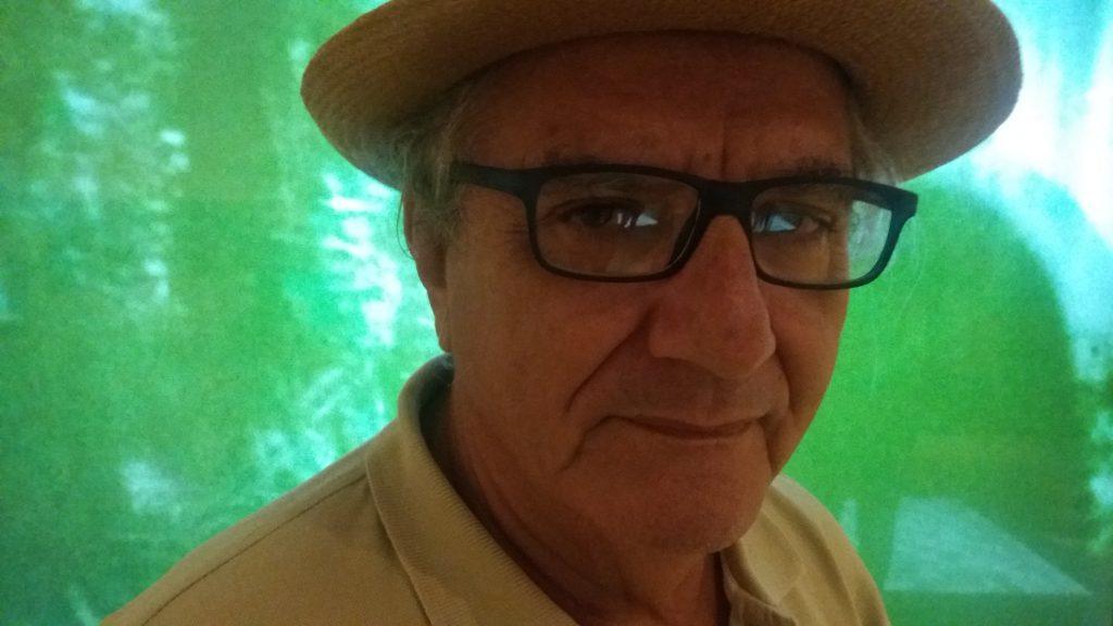 POESIA VISUAL 2 | JORGE SALOMÃO – NO MEIO DE TUDO ISSO