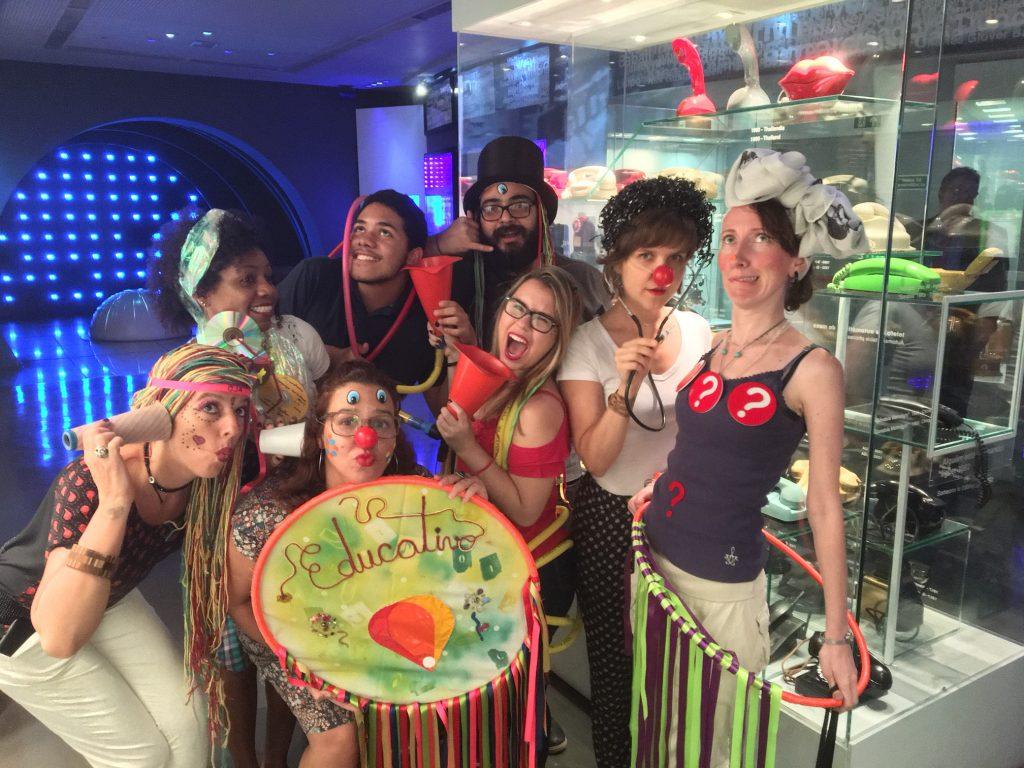 Pré-carnaval é no Oi Futuro
