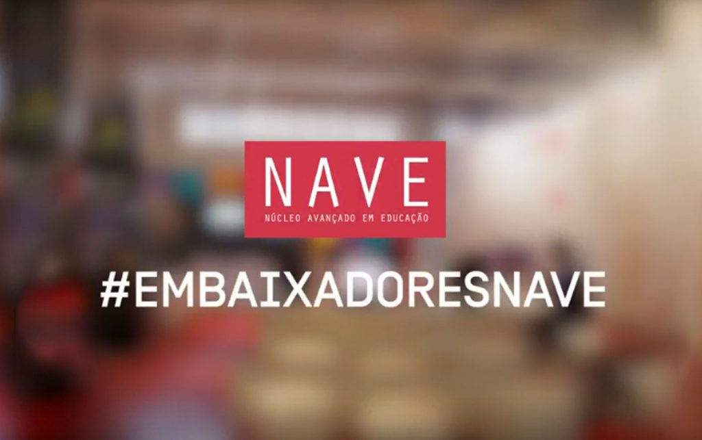 Embaixadores NAVE: conheça os jovens que mobilizarão a escola, o Oi Futuro e a Oi