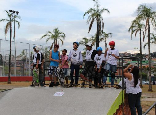 A rebeldia criativa vai mais longe de skate