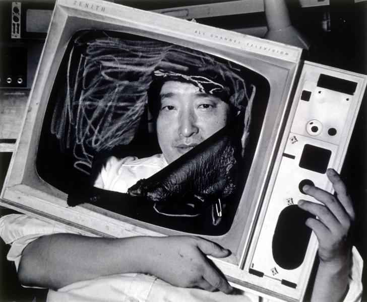 Por que você precisa saber quem foi Nam June Paik