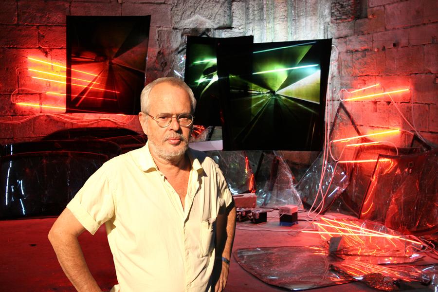 O multiartista Miguel Rio Branco