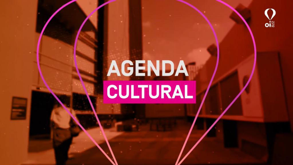 Agenda Cultural de Julho