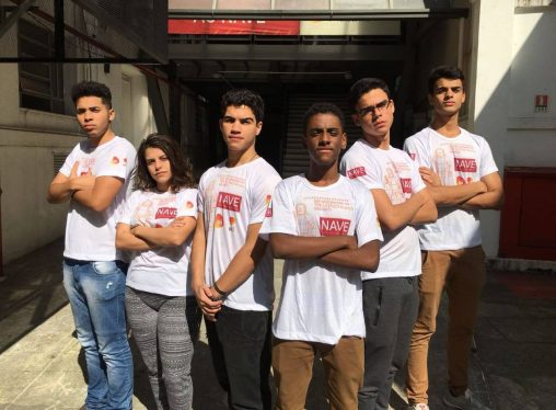 NAVE participa de primeira liga escolar brasileira de League of Legends
