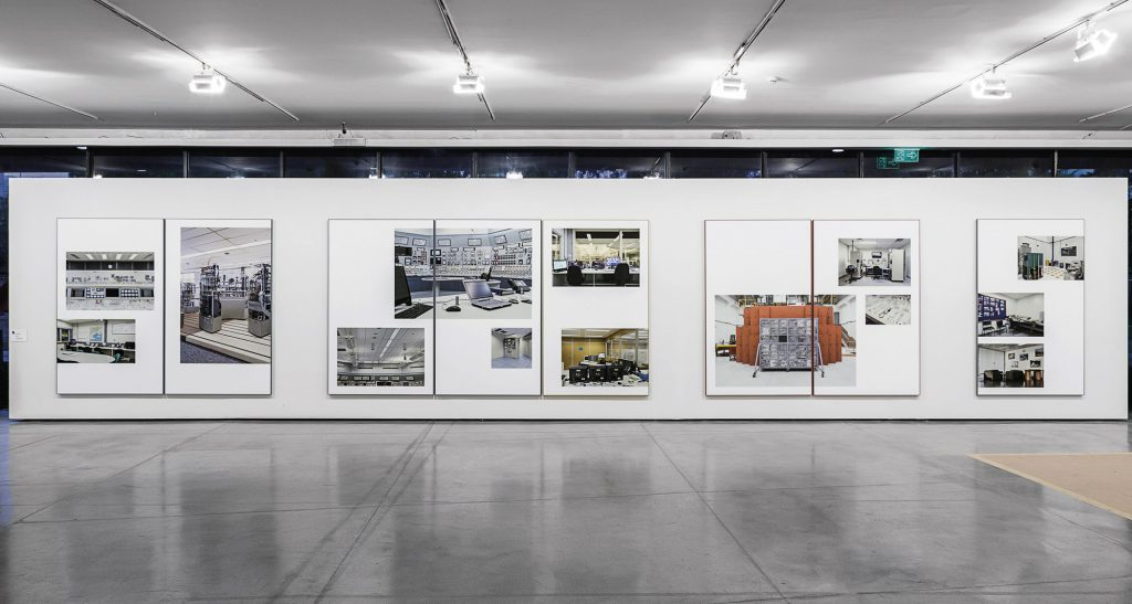Dominó conecta mostras em seis espaços culturais