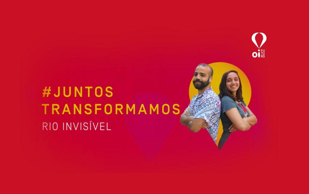 #JuntosTransformamos: Rio Invisível