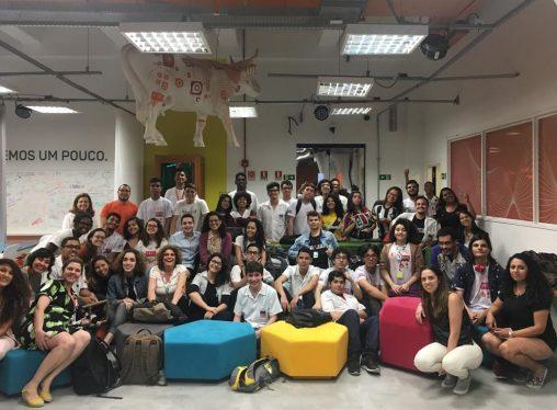 Jovens empreendedores do NAVE fazem pitch no Lab