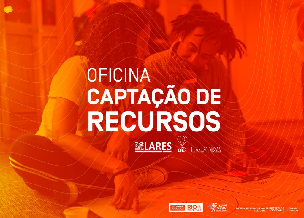 OFICINA: CAPTAÇÃO DE RECURSOS