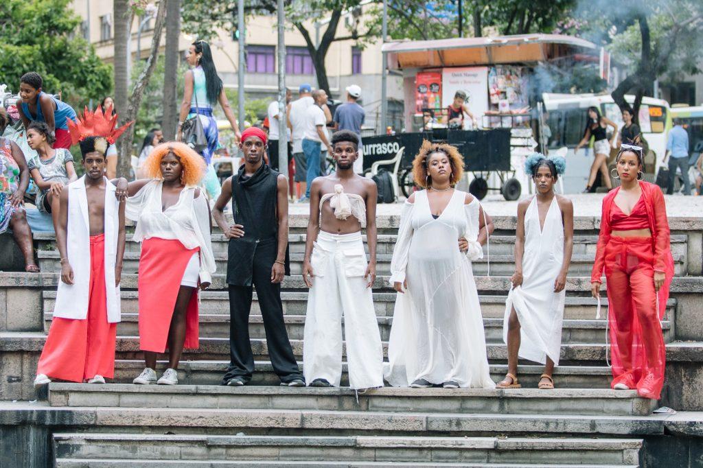 Oi Kabum! Lab ocupa o Rio com intervenções urbanas