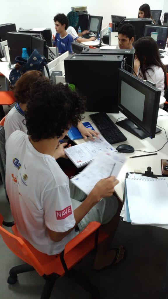 Vejas os jogos de alunos do NAVE na Global Game Jam 2019