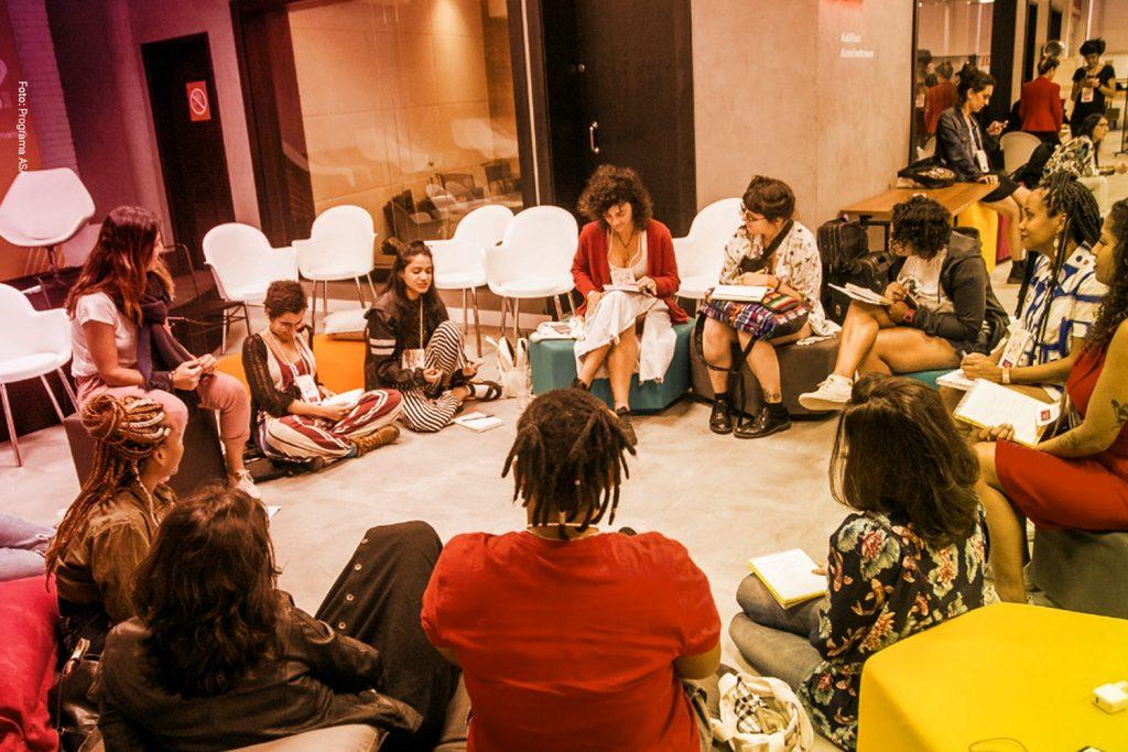 Roda de conversa: Empreendedorismo feminino para além das fronteiras