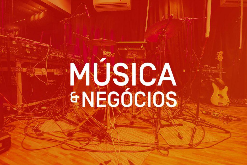 """Nova edição do curso """"Música & Negócios: Empreendedorismo e Inovação"""""""