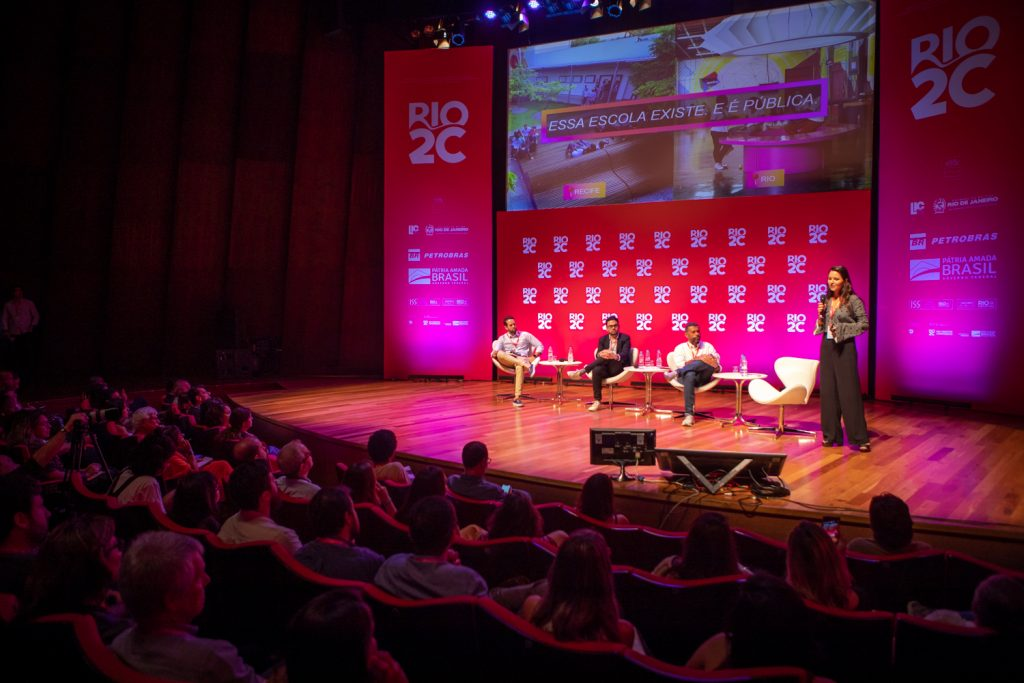 Rio2C: As novas tecnologias e os desafios da educação
