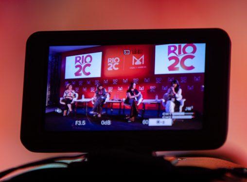 Rio2C: A importância da diversidade no ato da criação