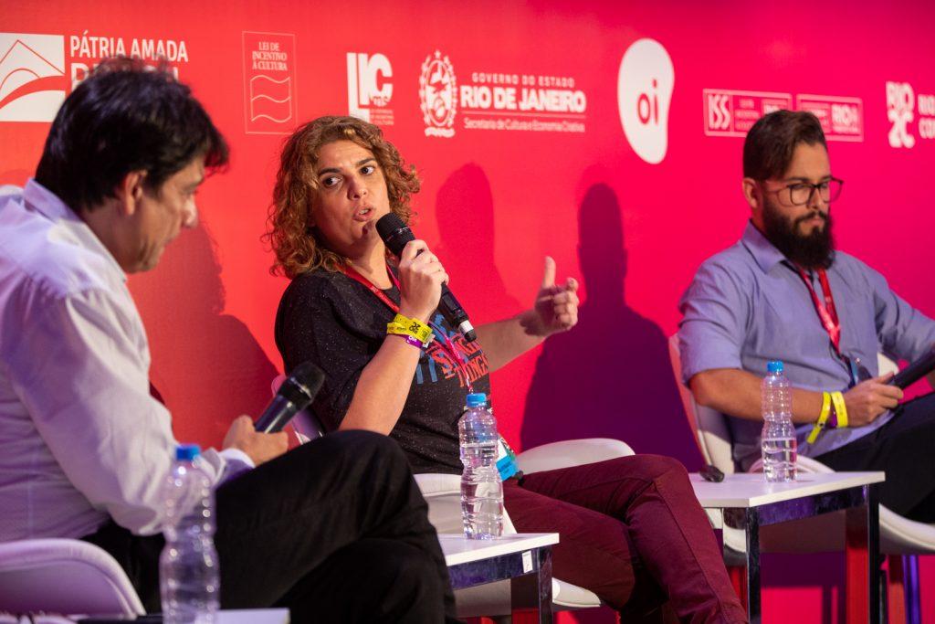Rio 2C: Diálogo e cultura pop para ensinar e aprender