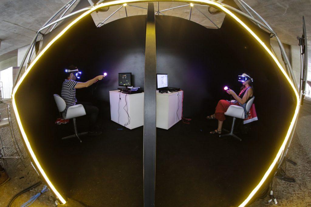 Rio2C: Profissionais buscam cooperação sobre VR/AR