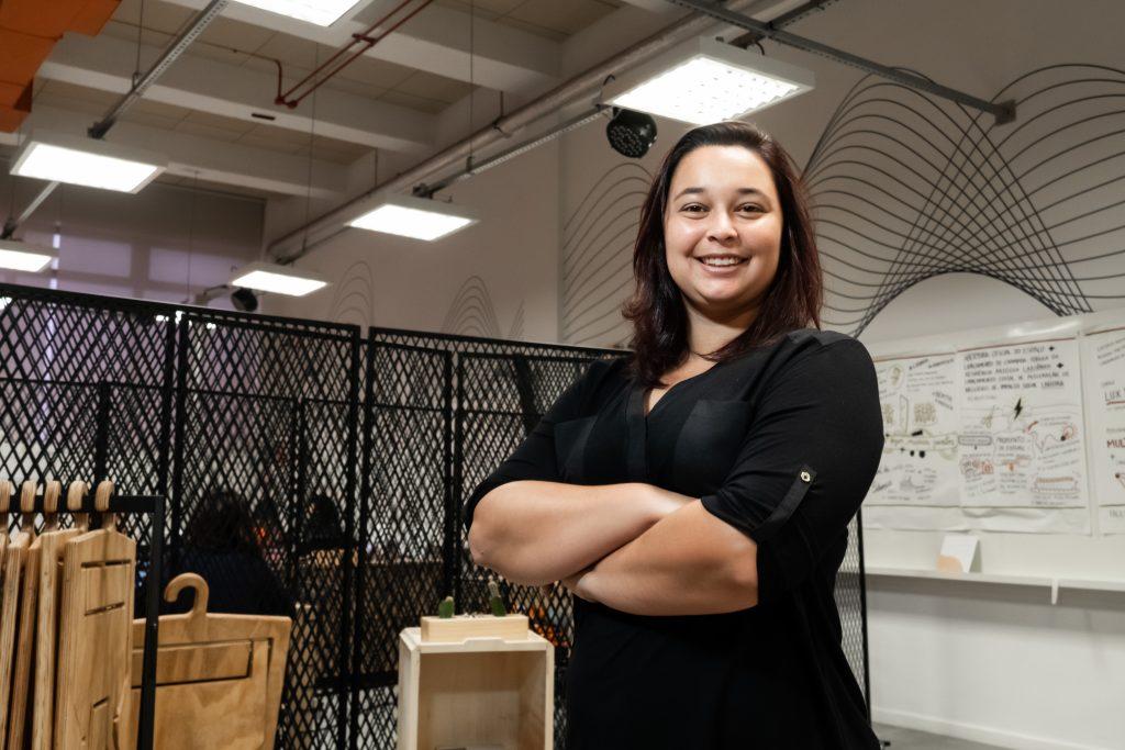 Juliana Brito, da Workay, conta como é a vida de residente no Lab