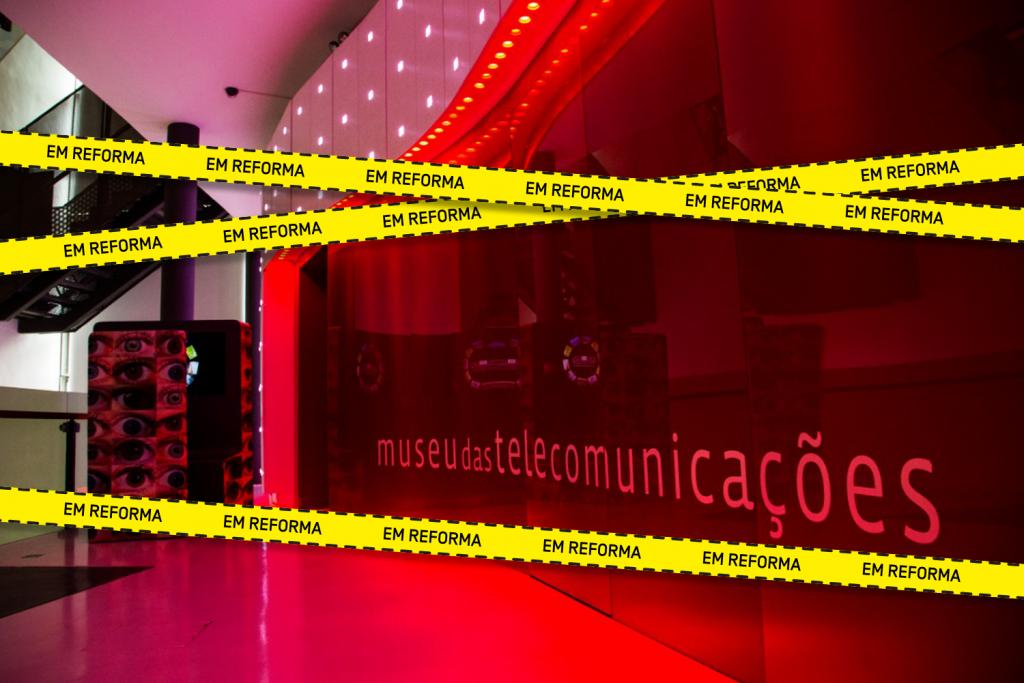 Museu das Telecomunicações fecha para modernização e nova exposição