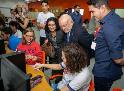 NAVE: Oi e governo de Pernambuco renovam parceria até 2024