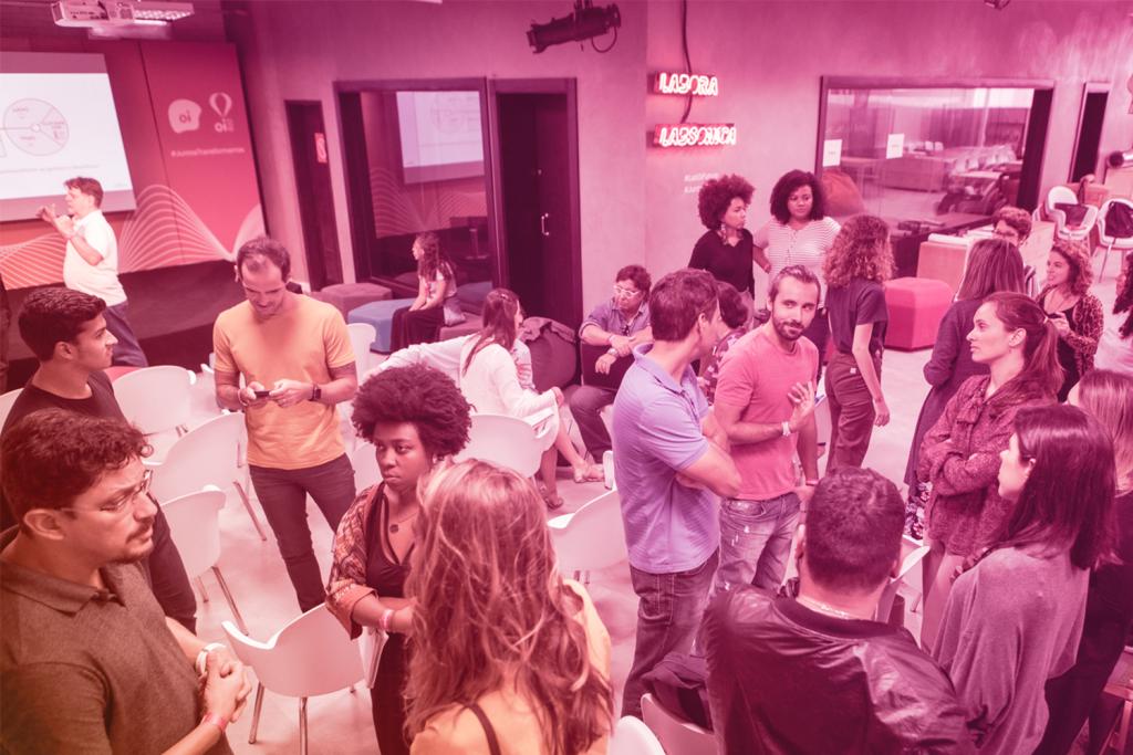 Experiência Labora + Ekloos: Conexões que inspiram