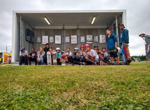 #MaisQueUmRole: Jovens do Instituto André Franco aproveitam o dia no STU