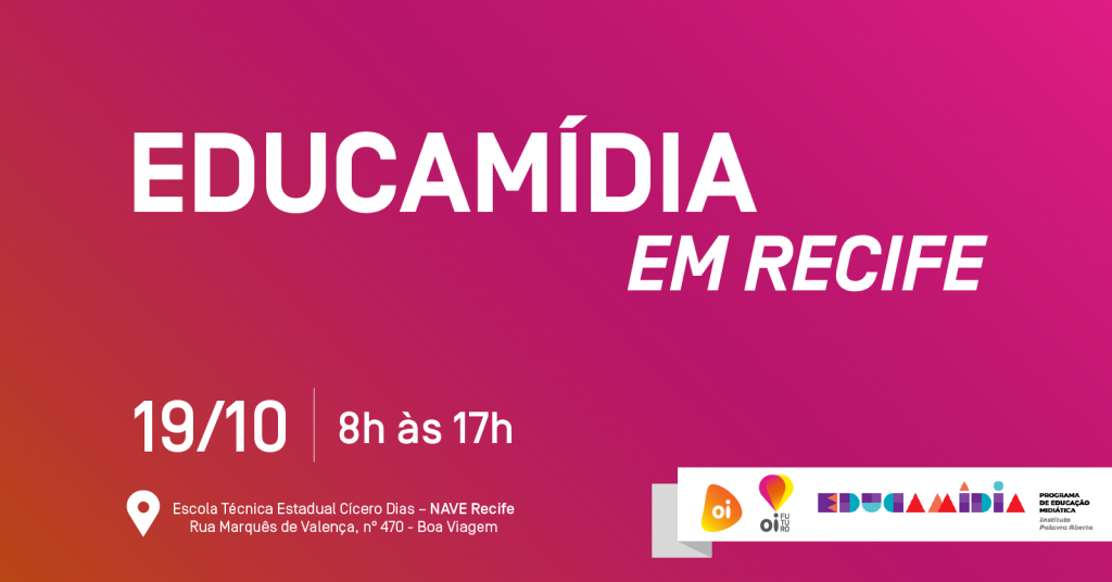 Educamídia em Recife