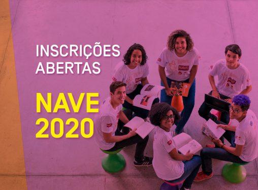 Quer estudar no NAVE Recife? As inscrições estão abertas! Confira mais informações