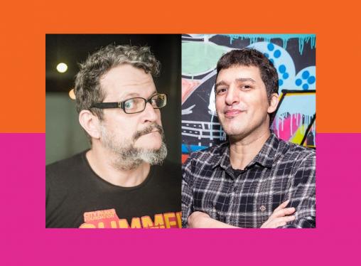 """Papo de Futuro com Leo Feijó e Geraldinho Magalhães: """"O momento é de criatividade e solidariedade"""""""