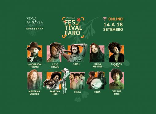 LabSonica recebe Festival Faro com artistas cariocas e encontros musicais inéditos