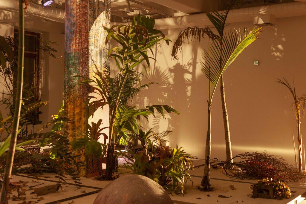 Centro Cultural Oi Futuro reabre ao público com exposição de Luiz Zerbini