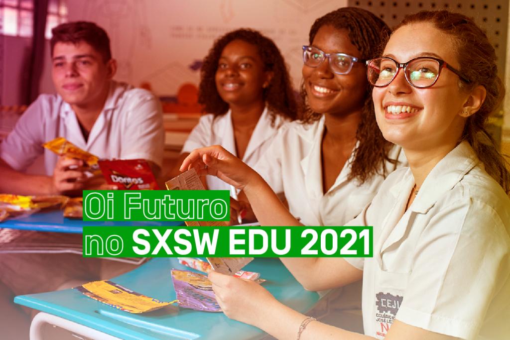 Participe da votação e leve o NAVE ao SXSW EDU 2021