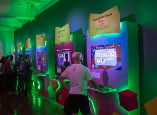 Nave e Oi Futuro marcam presença no maior evento de Games da América Latina