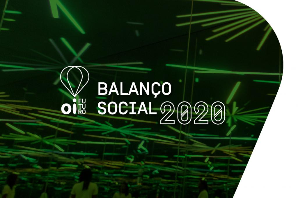 Boas-vindas ao nosso Balanço Social 2020!