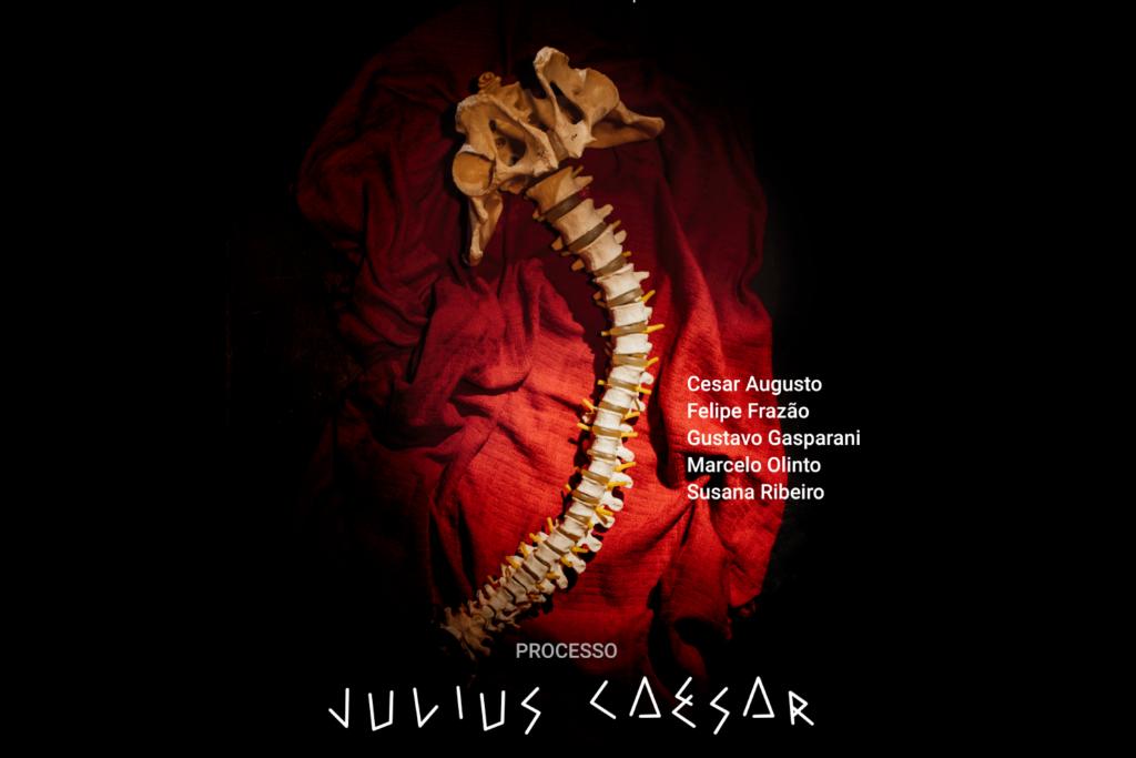 """Processo Julius Caesar – Uma experiência audiovisual"""