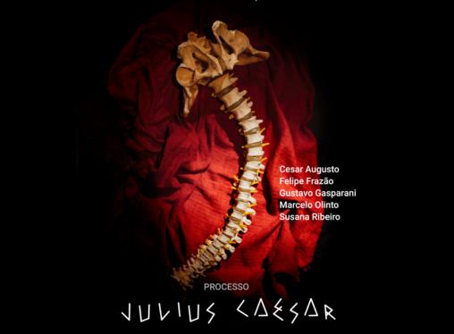 """Processo Julius Caesar - Uma experiência audiovisual"""